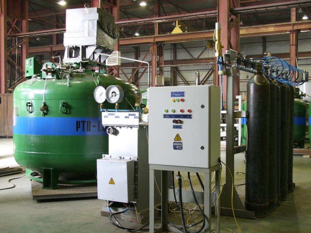 газификация сжиженных газов