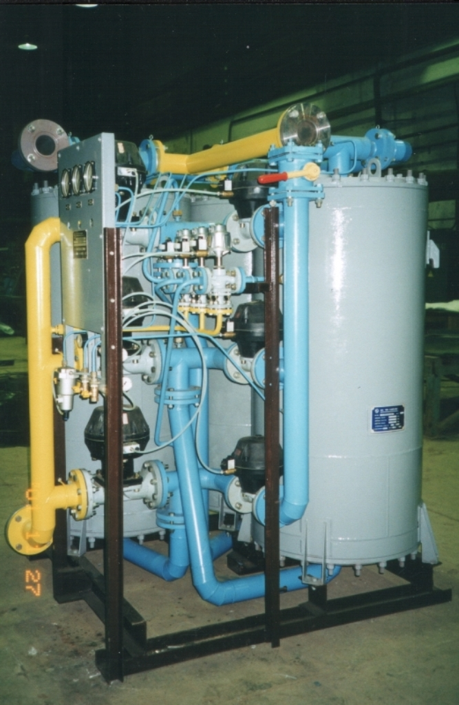 очистка технических газов