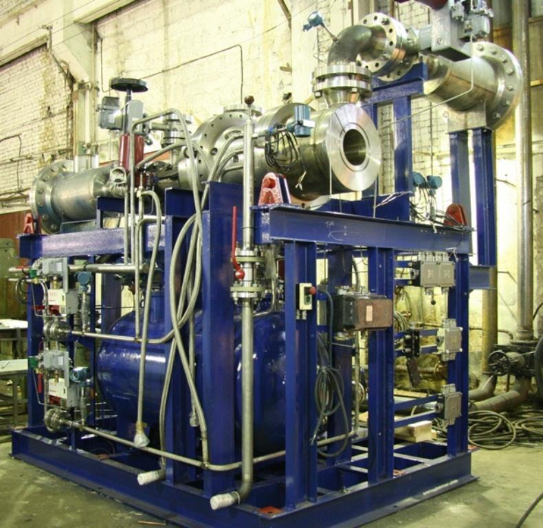 переработка природного газа с выделением целевых компонентов