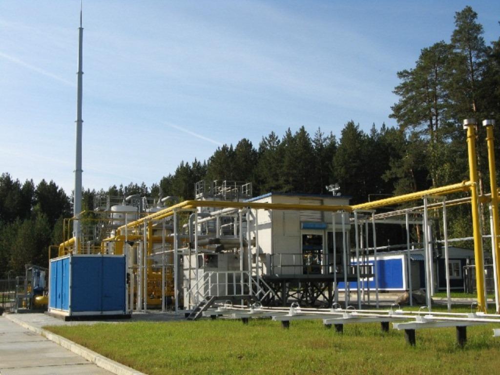 получение сжиженного природного газа