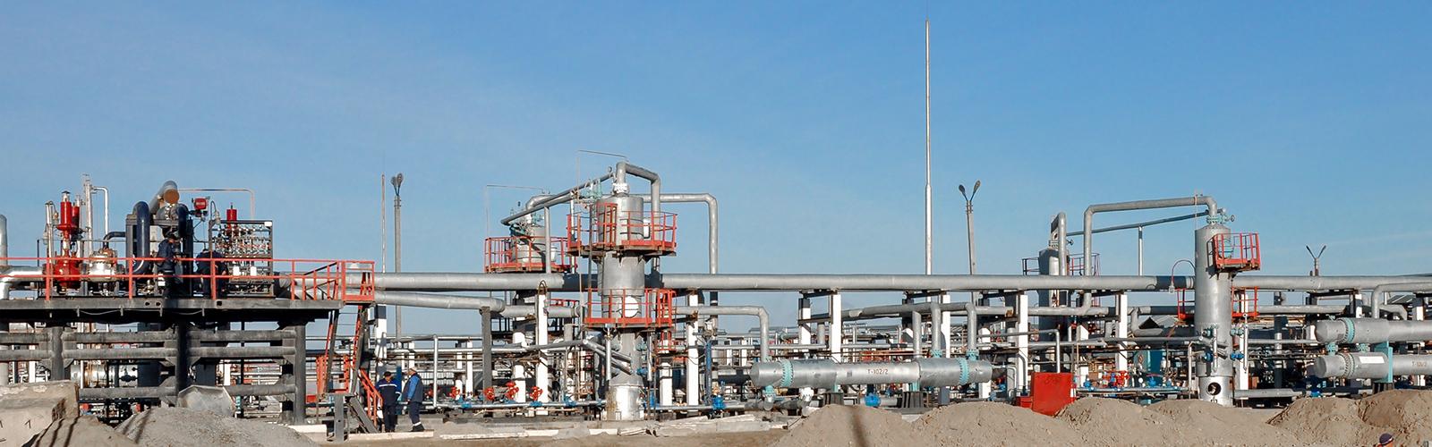 узбекнефтегаз - оборудование гелиймаш